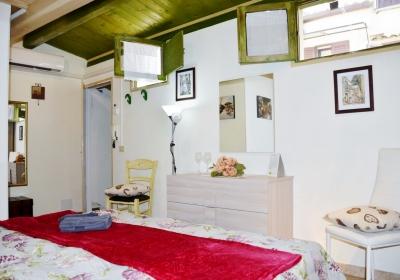 Casa Vacanze Appartamento Il Nuovo Nido Sotto Il Tetto
